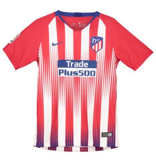 d134872cb Compra Camiseta 2018 2019 Atlético Madrid 2018-2019 Home de niño