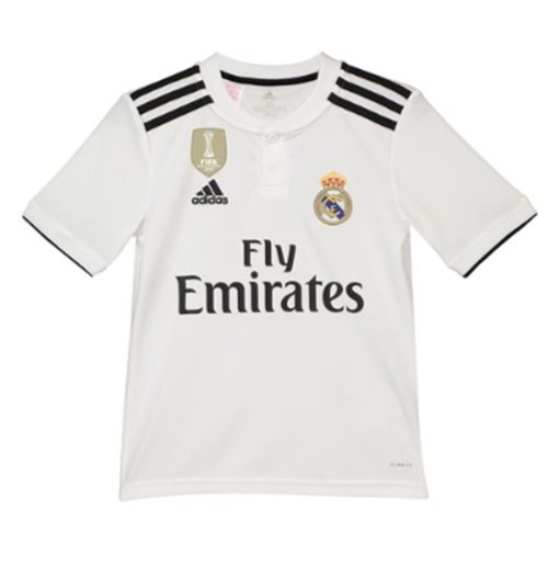 f45c5b2075d43 Compra Camiseta 2018 2019 Real Madrid 2018-2019 Home de niño