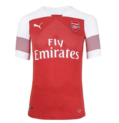 Camiseta 2018/2019 Arsenal 2018-2019 Home Authentic EvoKNIT