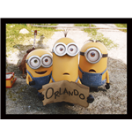 Copia Gru, mi villano favorito - Minions 300486