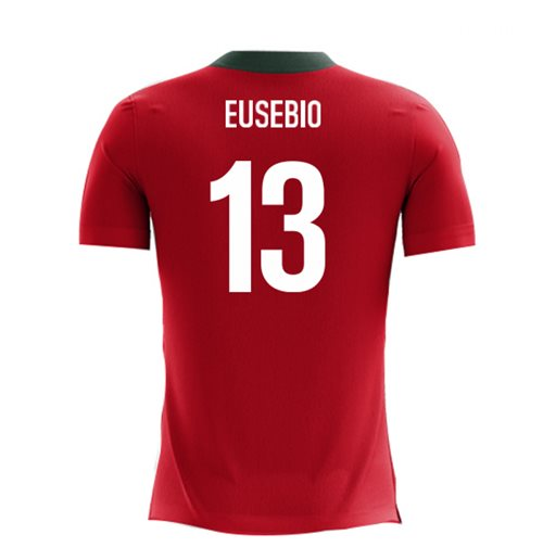 Camiseta Portugal Fútbol 2018-2019 Home