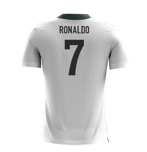 Camiseta Portugal Fútbol 2018-2019 Away