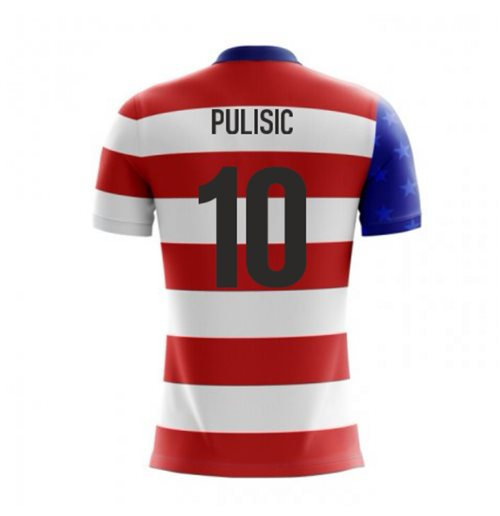 Camiseta USA Fútbol 2018-2019 Home