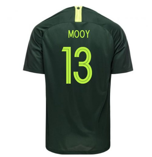 Camiseta 2018/2019 Portugal Fútbol 2018-2019 Away (Mooy 13)