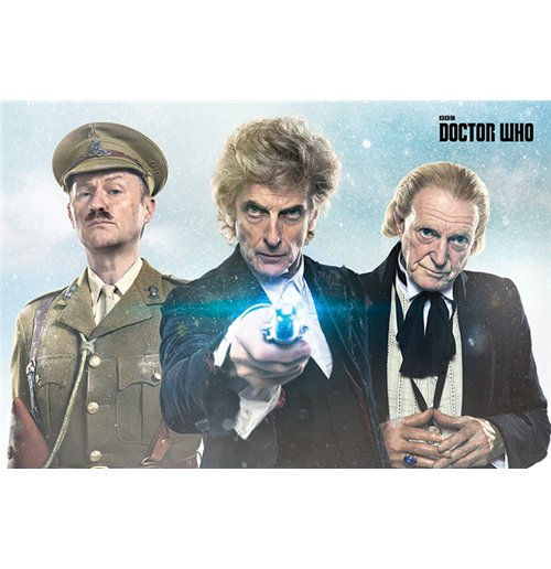 Póster Doctor Who 301299