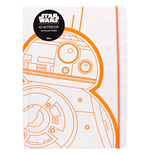 Cuaderno Star Wars 301347
