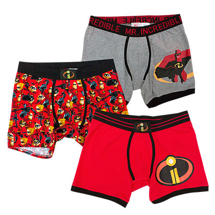 Ropa Interior The Incredibles de hombre