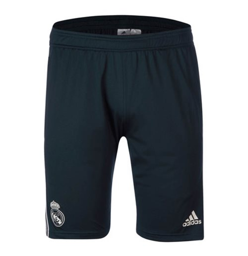 Shorts Real Madrid 2018-2019 (Gris Oscuro)