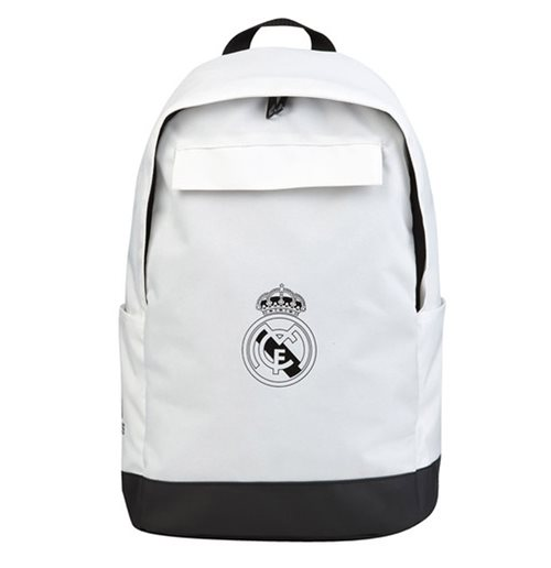San Francisco 10fbd c54d1 Mochila Real Madrid 2018-2019 (Blanco)