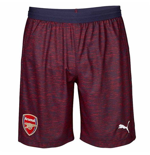 Shorts Arsenal 2018-2019 Away (Azul Marino)