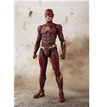 Justice League Figura S.H. Figuarts Flash Tamashii Web Exclusive 15 cm