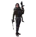 Star Wars Rogue One Figura Movie Masterpiece 1/6 Jyn Erso 27 cm