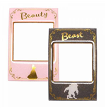 La bella y la bestia Pack de 2 Imanes Photo Frame Beauty & Beast