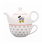 Mickey Mouse Tetera & Taza If You Can Dream It