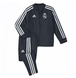 Chándal Real Madrid 2018-2019 (Gris Oscuro)