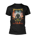 Camiseta Megadeth NEW WORLD ORDER