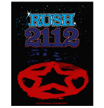 Parche Rush - Design: 2112