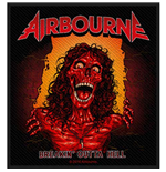 Parche Airbourne - Design: Breakin' Outa Hell