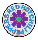 Parche Red Hot Chili Peppers - Design: Sperm