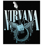 Parche Nirvana - Design: Guitar