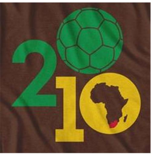 Camiseta South Africa Soccer Ball World Cup Football