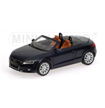 AUDI TT ROADSTER 2006 BLUE METALLIC