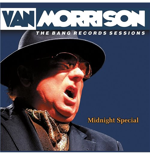 Vinilo Van Morrison Midnight Special The Bang Records