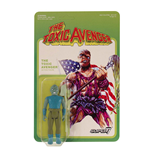 Toxic Avenger Figura ReAction Movie Variant 10 cm