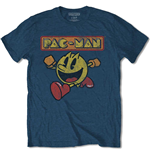 Camiseta Pac-Man de hombre - Design: Eighties