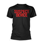 Camiseta Stiff Little Fingers SUSPECT DEVICE