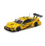 BMW M4 F82 DEUTSCHE POST TEAM RGM TIMO GLOCK DTM 2016