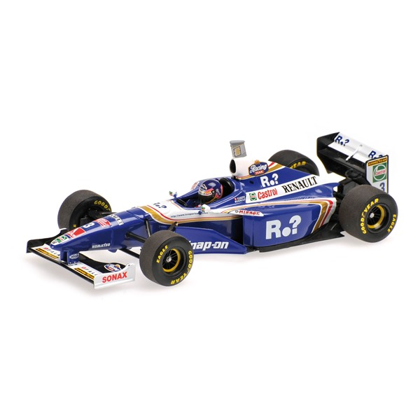 WILLIAMS RENAULT FW19 JACQUES VILLENEUVE WORLD CHAMPION FORMULA 1 1997