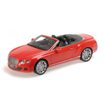 BENTLEY CONTINENTAL GT SPEED CONVERTIBLE 2013 RED