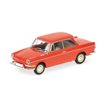 BMW 700 L 1960 RED