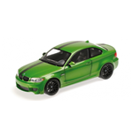 BMW 1ER M COUPE' 2011 JAVA GREEN