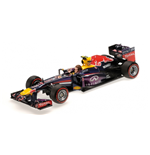 RED BULL RB9 MARK WEBBER GP BRAZIL 2013 LAST FORMULA 1 RACE WITH FIGURINE