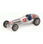 MERCEDES BENZ W125 R. CARACCIOLA WINNER GERMAN GP 1937