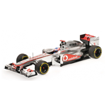 McLAREN JENSON BUTTON SHOWCAR 2012