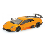 LAMBORGHINI MURCIELAGO LP670-4 SV 2009 ORANGE METALLIC