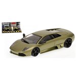 LAMBORGHINI MURCIELAGO LP 640 GREEN METALLIC TOP GEAR