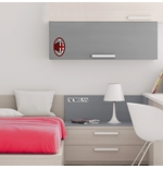 Vinilo decorativo para pared AC Milan 304853