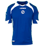 Camiseta Bosnia 2012-2013 Home