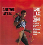 Vinilo Johnny Cash - Blood Sweat And Tears