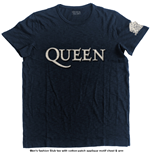 Camiseta Queen - Logo & Crest