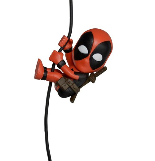 Marvel Comics Figura Scalers Deadpool 5 cm