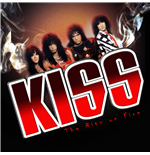 Vinilo Kiss - Best Of The Ritz On Fire 1988