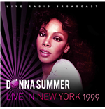 Vinilo Donna Summer - Best Of Live In New York 1999