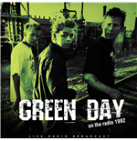 Vinilo Green Day - Best Of Live On The Radio 1992