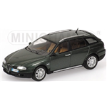 ALFA ROMEO 156 CROSSWAGON 2004 GREEN METALLIC