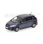 FORD C-MAX COMPACT 2010 BLUE METALLIC